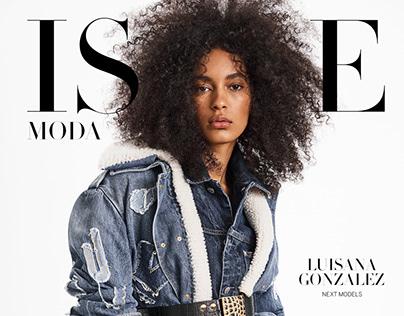 ISSUE Magazine with Luisana Gonzalez