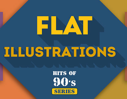 Flat Illustration Collection