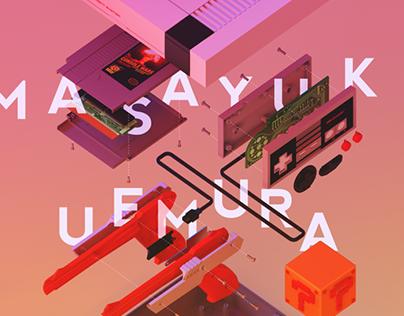 Masayuki Uemura NYU lecture poster