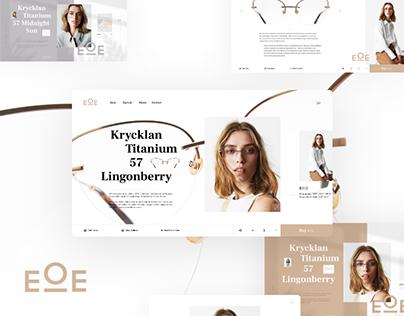 EOE Eyewear Redesign