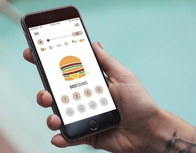 The icon Club - McDonald's App