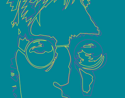 Expressive Lennon