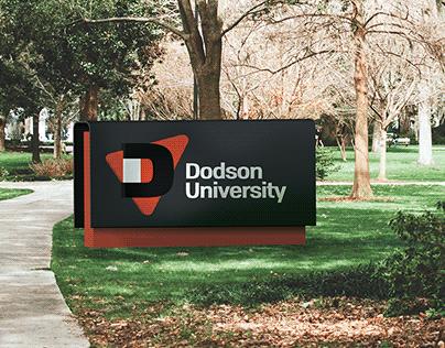 Dodson University Branding & Signage