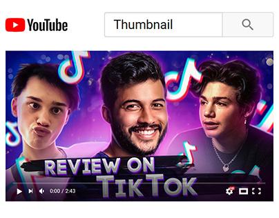 YouTube Thumbnail - Blog
