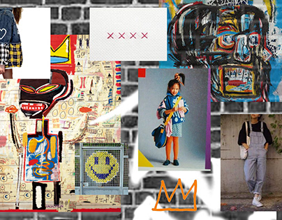 BASQUIAT CHILDRENSWEAR PROJECT