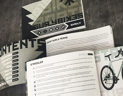 Surly Product Catalog 2016