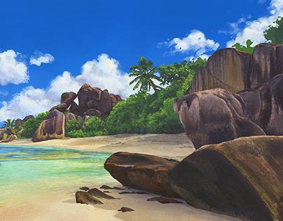 Paradise Beach I