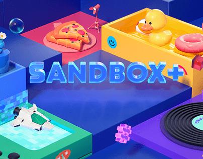 SANDBOX+ Channel Branding