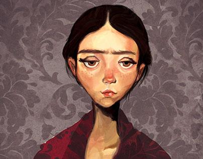 Digital portrait / Character design