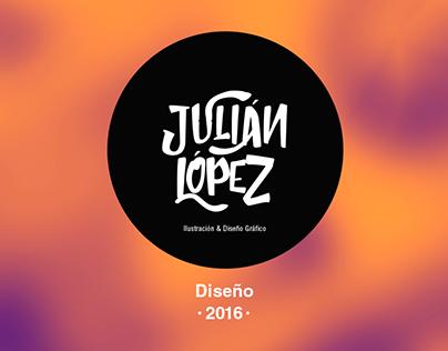 Portafolio Diseño 2016