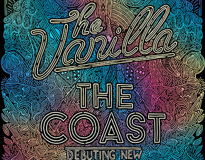 The Vanilla and The Coast at Dizzy's, Camp's Bay