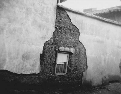 Je vous écris d'un pays lointain... (Algérie 2016/2018)