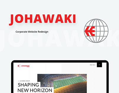 JOHAWAKI GROUP Corporate Website