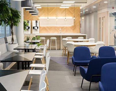 Handelsbanken Head Office Design