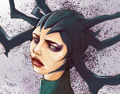 Hela   Queen of death