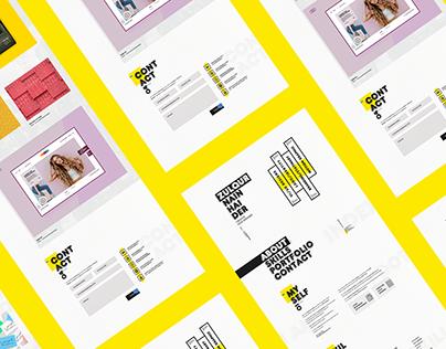Resume & Portfolio 2019