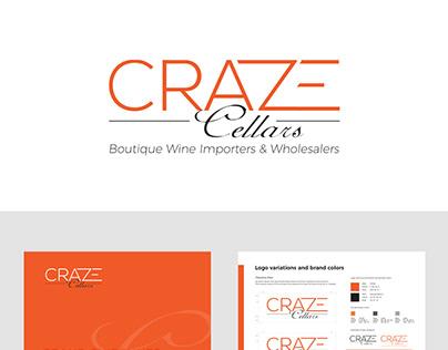 Branding design for a wine wholesaler & importer