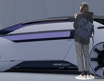 GAC 2030 U- journey |近未来商务出行体验设计