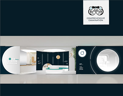 Commercial Space Campaign - Eye center
