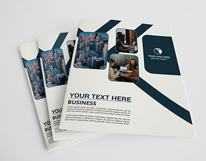 Elegant Corporate Flyer Free PSD