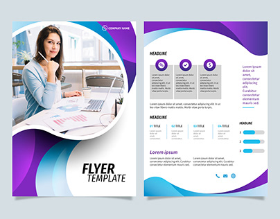 Business Flyer's 01