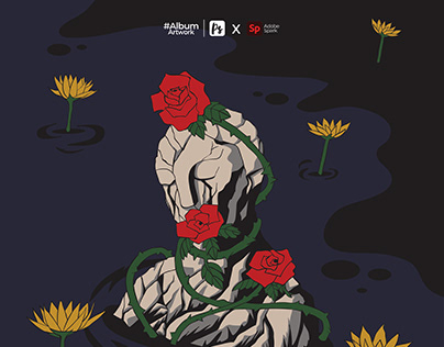 Album Art   Poster   Illustrations   Pulkit Sood