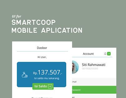 UI Mobile Application - Smartcoop
