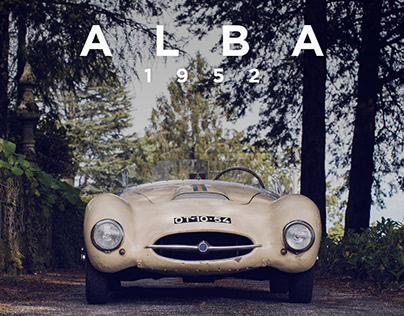 Alba - The First 100% Portuguese Competition Car