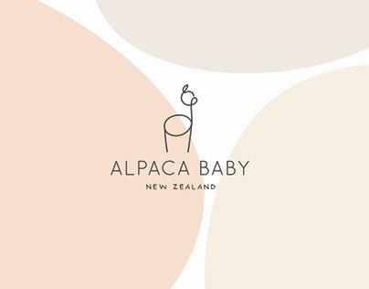 Alpaca Baby - Branding Concept