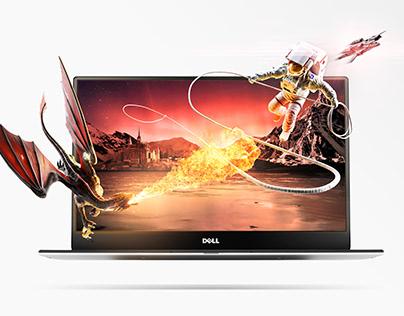 Dell | Retouch & CGI