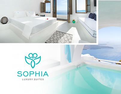 Sophia Luxury Suites Website