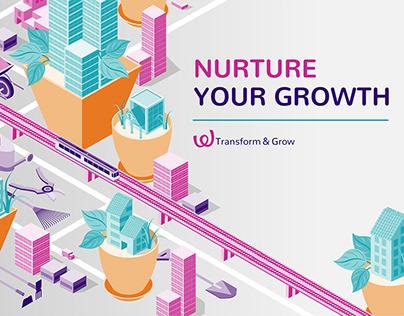 Nurture Your Growth | Transform & Grow