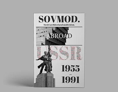Soviet architectural modernism. Abroad.