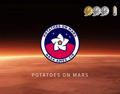 Potatoes on Mars