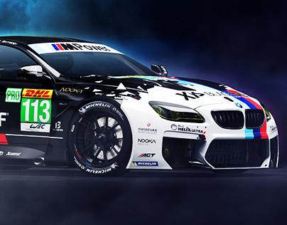 BlackDef BMW M6 GT3 Livery & Artwork