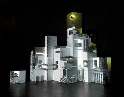 Tower of Babel - 3D Mapping