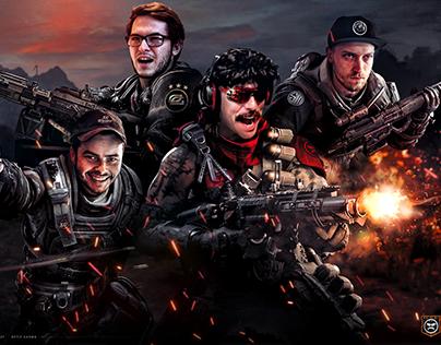 COD Black Ops 4 Blackout x Doc Squad