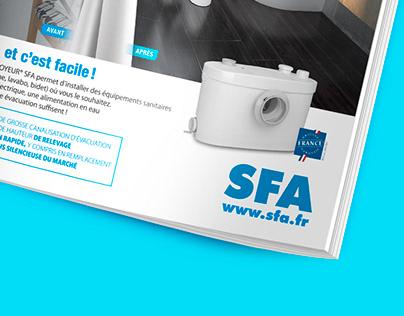 Print I Annonces Presse I 3D I SFA