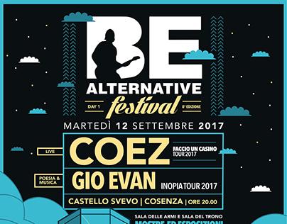 Be Alternative Fest / 8° Edizione