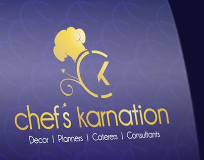 Chef Karnation | Branding