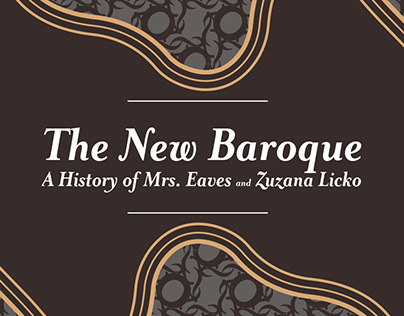 The New Baroque