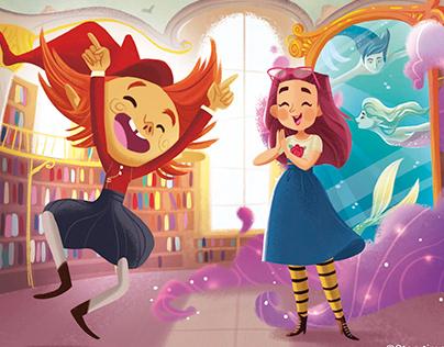 Storytime Magazine 61 - Beauty's Magic Mirror