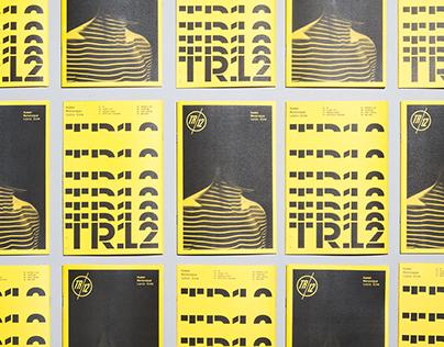 TR12 Cassette & Zine