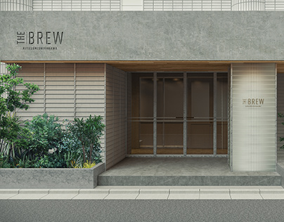 Shared Office Visualization — THE BREW