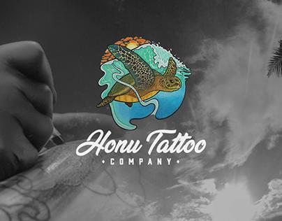 Honu Tattoo Company Website