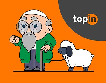 TOPIN - платформа объявлений
