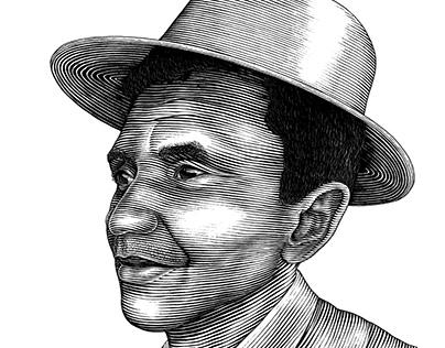 Portrait of Pedro