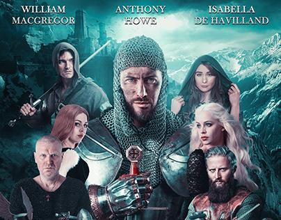 FANTASY HISTORY Movie Poster - Photoshop Manipulation
