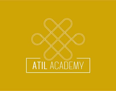 Logotipo para academia de idiomas ATIL