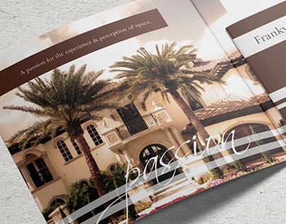 Franky & Associates, Architect Brochure